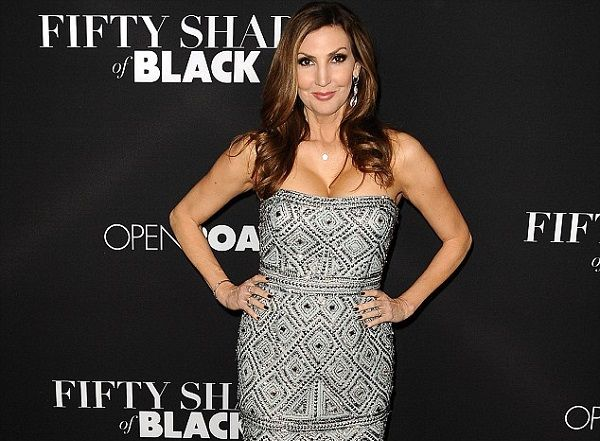 Comedienne Heather McDonald joked at the Fifty Shades of Black premiere in Los
