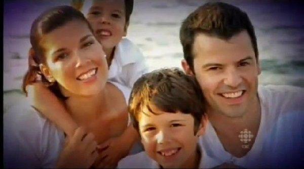 Evelyn Melendez and her family