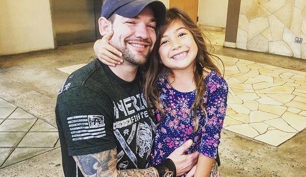 Leland Chapman and his daughter Leiah Breanna