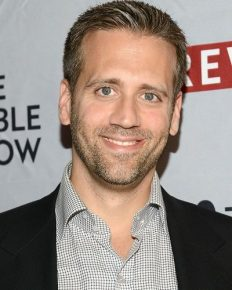 "The American boxing commentator Max Kellerman caught farting throughout the ""First Take"" debate? Know about his married life and children"