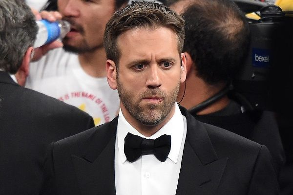 Max Kellerman farted all throughout this First Take debate and tried covering it up