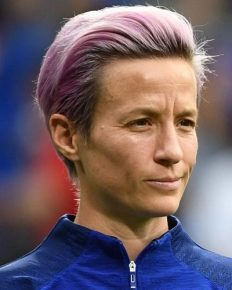 "Why did Megan Rapinoe said ""Gross Men like Trump"" are the reason women go gay? Know about her sexuality, girlfriend, family and net worth"