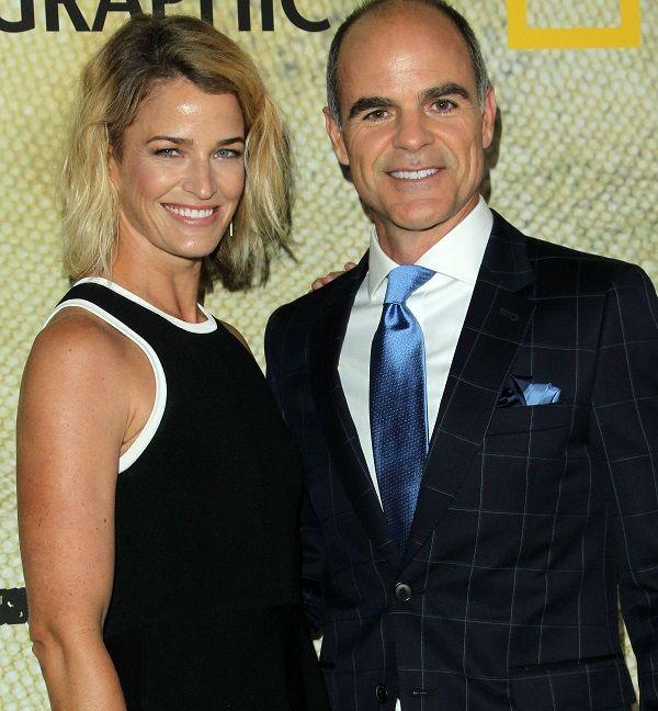Michael Kelly and wife Karyn Kelly