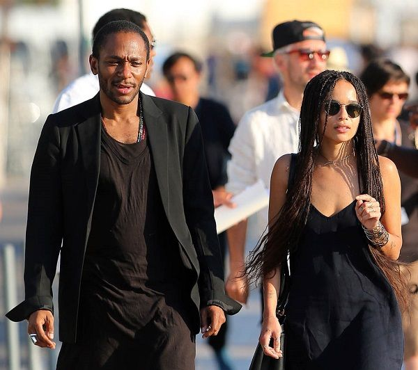 Mos Def and Zoe Kravitz