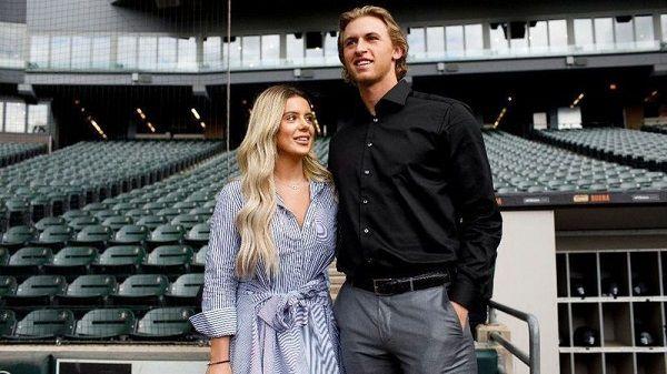 TV star Brielle Biermann blames White Sox pitcher Michael Kopech