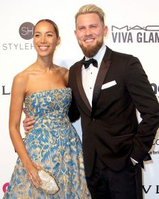 X factor winner Leona Lewis weds dancer cum choreographer Dennis Jauch in a Tuscany vineyard in Italy!