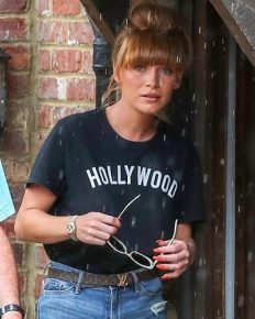 Paul Hollywood's girlfriend Summer Monteys-Fullam appears not too thrilled about his divorce with ex-wife Alex!