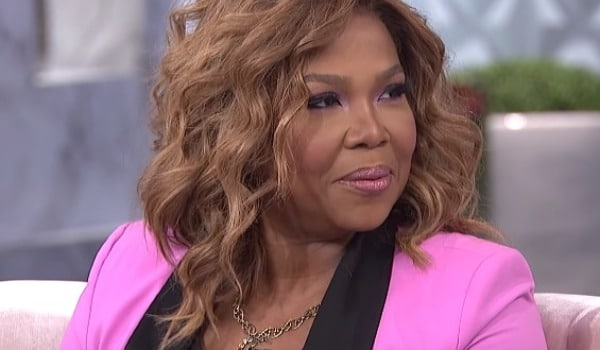 American TV producer Mona Scott Young