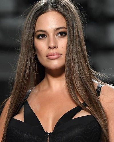 The American Plus-Sized Model Ashley Graham Posted A Nude Photo On Instagram Know -4375