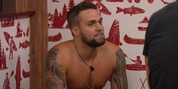 Big Brother contestant Nick Maccarone