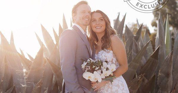 Camilla Luddington married to Matthew Alan