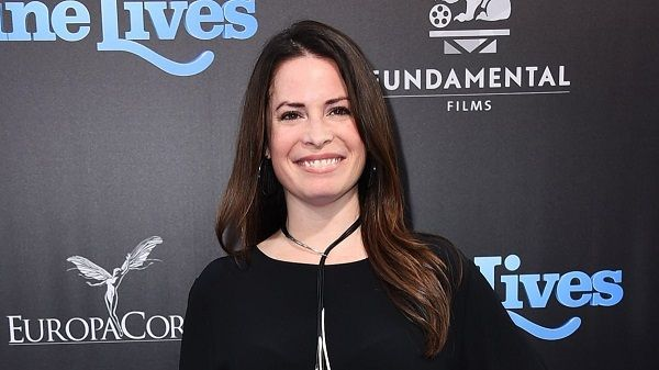 Holly Marie Combs celebrated bachelorette party