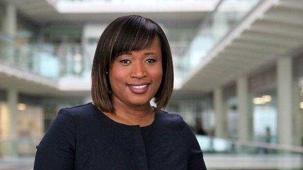 ITV newsreader Charlene White