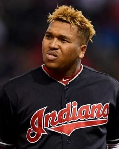 Baseball third baseman Jose Ramirez's strange and steep decline! Is he in a relationship or married?