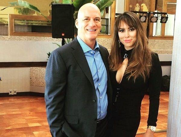 Kelly Dodd and Michael Dodd