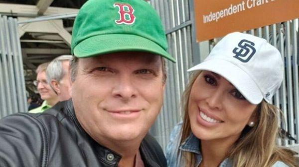 Kelly Dodd and her surgeon boyfriend