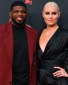 Skier Lindsey Vonn and hockey player P.K. Subban's first red carpet after engagement! Know about their engagement and networth