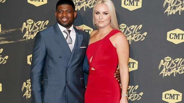 Lindsey Vonn engaged to P.K. Subban
