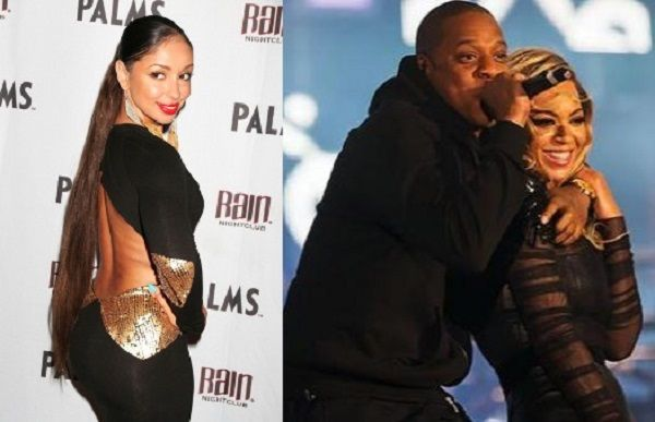Mya Harrison received death threats for dating Jay-Z