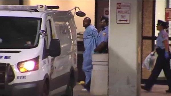 Philadelphia standoff suspect has a lengthy criminal history