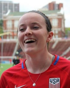 Soccer player Rose Lavelle won't play for Washington in World Cup! Her family, net worth, match…