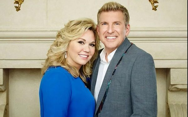 Todd Chrisley and Julie Chrisley