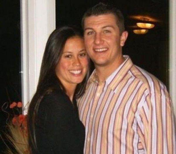 Troy Tulowitzki and his wife Danyll Gammon