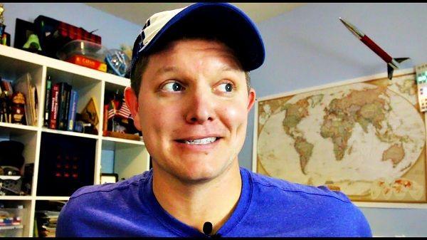 YouTuber Destin Wilson