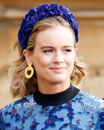 Prince Harry's ex-girlfriend Cressida Bonas is engaged to her boyfriend Harry Wentworth-Stanley!