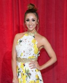 Coronation Street actress Lucy-Jo Hudson is pregnant with her second child! It is her first baby with boyfriend Lewis Devine