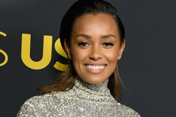 Actress of This Is Us Melanie Liburd