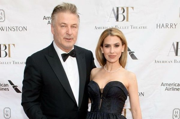Alec Baldwin and his wife Hilaria Baldwin