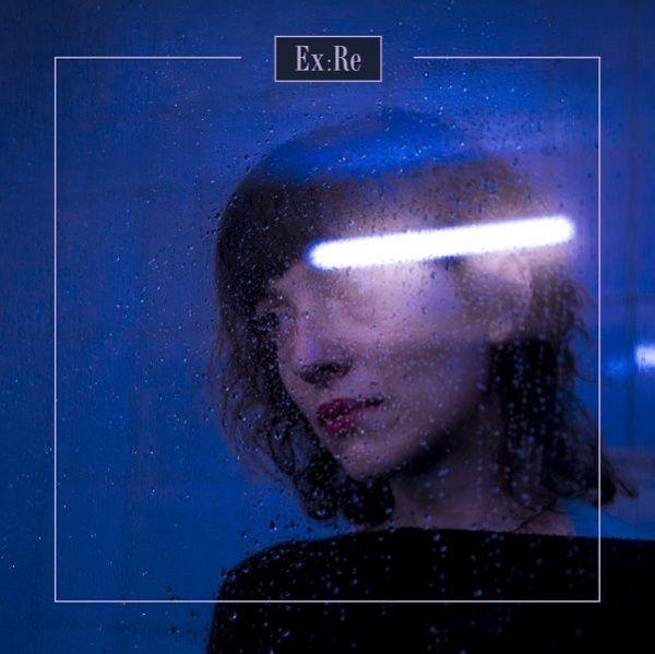 Alena Tonra's first solo project, ExRe, Album Artwork
