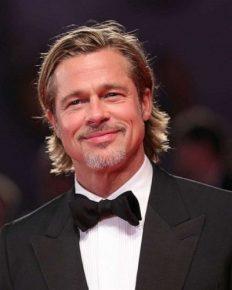 Friendship of American actor Brad Pitt and rapper Kanye West! Brad Pitt's talk on Fatherhood