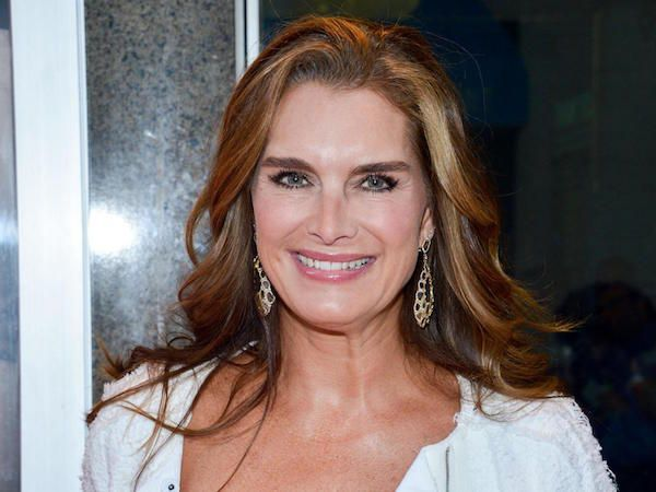 Brooke Shields against plastic surgery