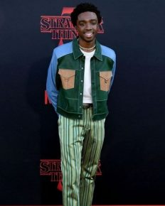 Ever since entering in this acting field, he has just grown! An American actor and voice actor- Caleb McLaughlin popular as Lucas Sinclair from'Stranger Things'.