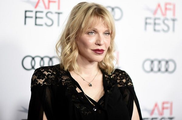 Courtney Love says Sackler is delusional