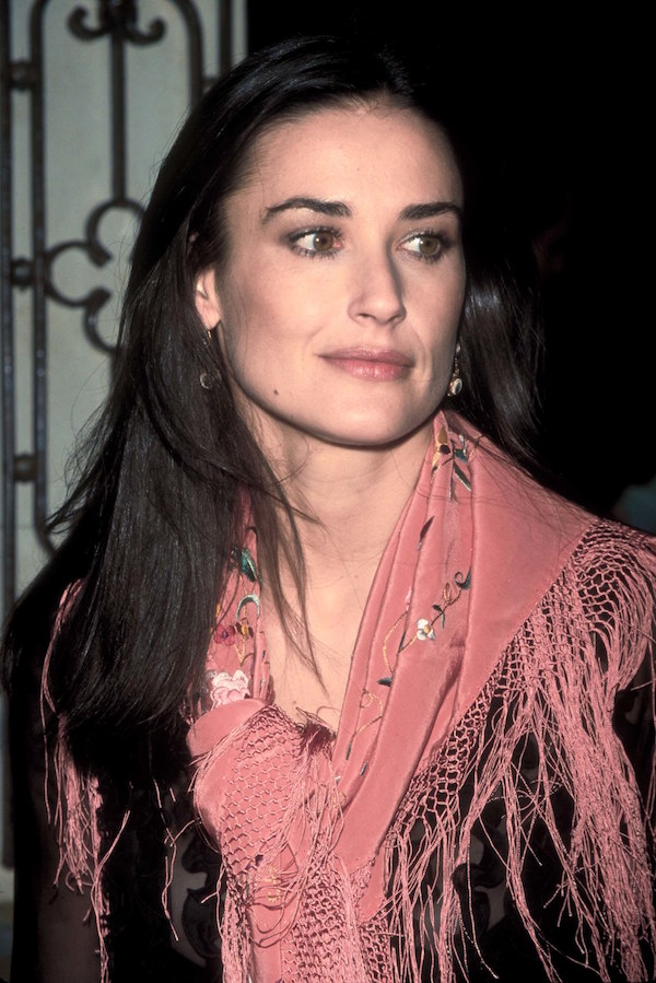 Demi Moore opens up about her disturbing past
