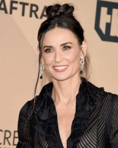 Demi Moore's new memoir reveals her disturbing past: raped at 15 and a miscarriage of a baby with Ashton Kutcher!