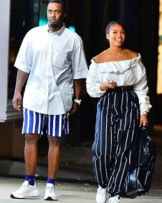 Isn't Diddy old enough for Lori Harvey to be called Daddy?