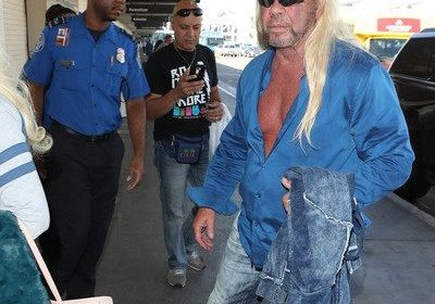 Duane Chapman  is hospitalized after heart emergency!The reality TV Star is better known as 'Dog the Bounty Hunter'.