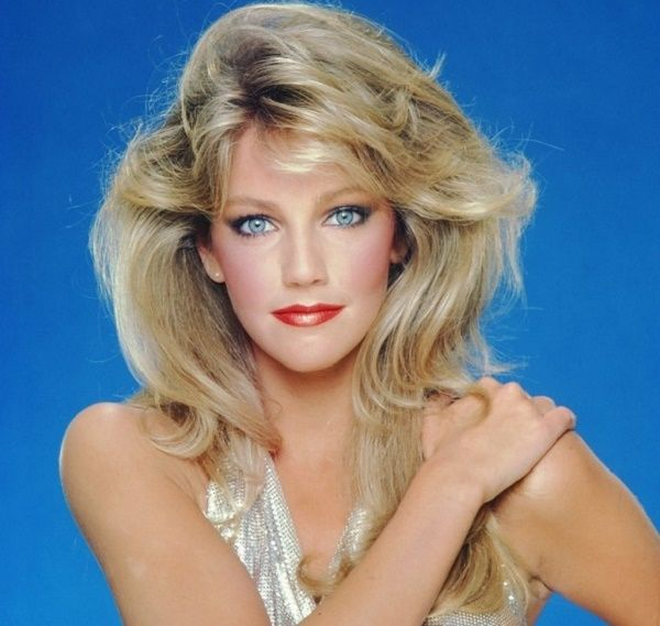 Heather Locklear during 80's