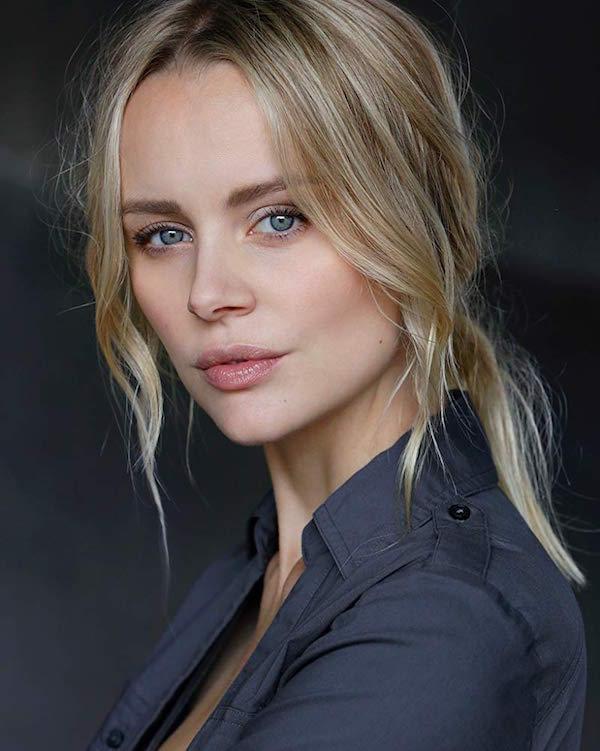 Helena Mattsson, most beautiful Swedish actress