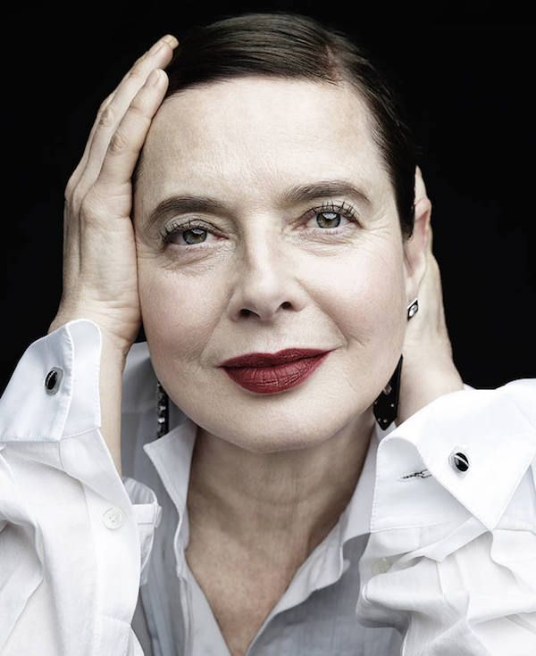 Isabella Rossellini against plastic surgery