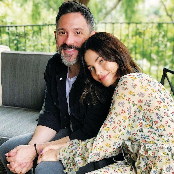 Jenna Dewan first pregnancy with Steve Kazee