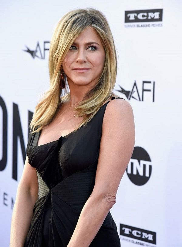Jennifer Aniston at present still looking bomb
