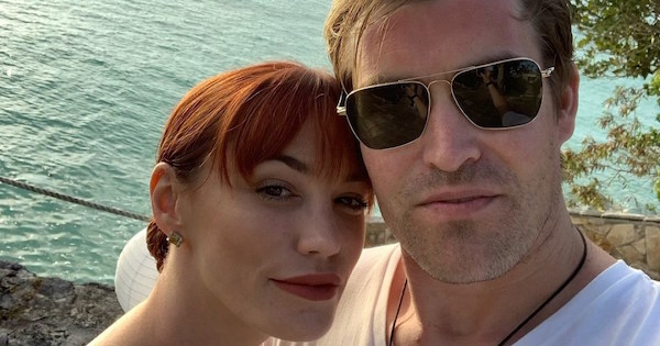 Jessica Sutta and Mikey Marquart ties knot