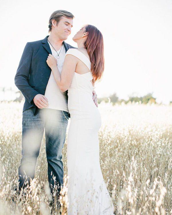 Jessica Sutta and Mikey Marquart wedding photoshoot