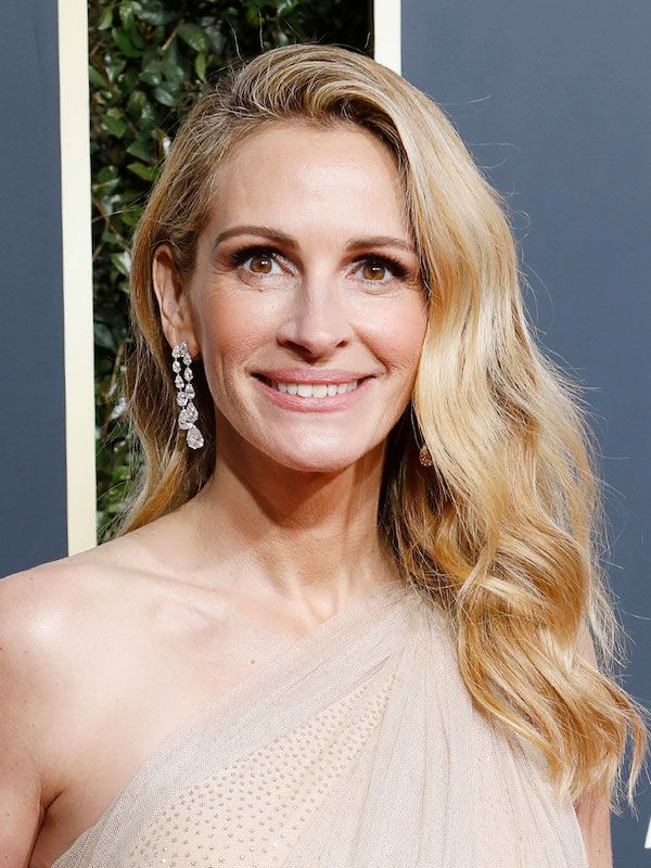 Julia Roberts against plastic surgery