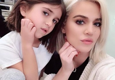 The nanny of Kourtney Kardashian's daughter Penelope Disick quits after Penelope scratches her on the face in a fit of rage!